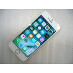 @【中古】 iPhone5s 16GB ゴールド ドコモ 格安SIM対応 MVNO対応 docomo 判定○ Apple