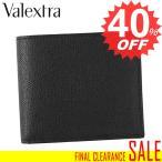 ヴァレクストラ 財布 二つ折り財布 VALEXTRA  V8L23 4 CC WALLET WITH COIN POCKET N NERO OPACO 28 VS SOFT GRAINED LEATHER  比較対照価格71,280 円