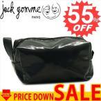 ジャックゴム バッグ ポーチ JACK GOMME LIGHT ORIGINAL 1144 PEPS  NOIR  COATED FABRIC 比較対照価格 5,940 円