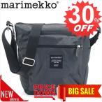 マリメッコ 斜め掛けバッグ MARIMEKKO ROADIE 26991 PAL 900 COAL 比較対照価格 16,200 円