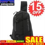 パタゴニア バッグ ショルダーバッグ PATAGONIA ATOM Sling 8L 48261 BLK ブラック 比較対照価格 7,884 円