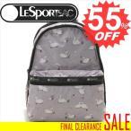 レスポートサック リュック・バックパック LESPORTSAC BASIC BACKPACK 7812 D998 ODETTE 比較対照価格 17,820 円