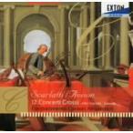 コンバッティメント・コンソート・アムステルダム/スカルラッティ=エイヴェソン編:12の合奏協奏曲集