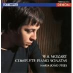 ピリス/モーツァルト生誕250年記念BOX モーツァルト:ピアノソナタ全集