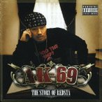 AK−69 a.k.a.Kalassy Nikoff/THE STORY OF REDSTA−AK−69−(DVD付)