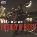 AK−69 a.k.a.Kalassy Nikoff/THE STORY OF REDSTA〜TOUR FINAL'08〜Chapter 2(DVD付