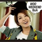BoA/WOO WEEKEND(DVD付)