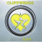 CLIFF EDGE/Best of LOVE