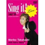 高橋真梨子/LIVE Sing it!