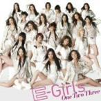 E−Girls/One Two Three(DVD付)