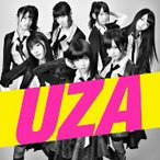 AKB48/UZA(Type−B)(通常盤)(DVD付)