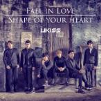 U−KISS/Fall in Love/Shape of your heart(初回限定盤)
