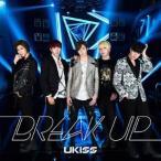 U−KISS/Break up(初回限定盤)(DVD付)