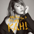KAHI/KAHI Who Are You?+Come Back You Bad Person(DVD付)