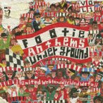 オムニバス/FOOTIE ANTHEMS UNDERGROUND vol.1〜United We stand,Devided We Fall.〜