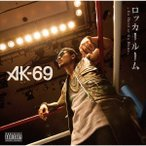 AK−69/ロッカールーム−Go Hard or Go Home−(DVD付)