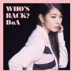BoA/WHO'S BACK?