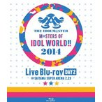 THE IDOLM@STER M@STERS OF IDOL WORLD!!2014 Day2(Blu-ray Disc)