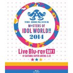 THE IDOLM@STER M@STERS OF IDOL WORLD!!2014 Day1(Blu-ray Disc)