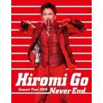 """郷ひろみ/Hiromi Go Concert Tour 2014""""Never End""""(Blu-ray Disc)"""