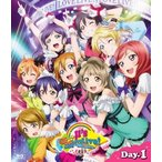 μ's/ラブライブ! μ's Go→Go! LoveLive! 2015〜Dream Sensation!〜Blu-ray Day1(Blu-ray