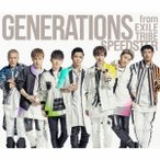 GENERATIONS from EXILE TRIBE/SPEEDSTER(2DVD付)