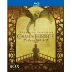 ゲーム・オブ・スローンズ 第五章:竜との舞踏 ブルーレイ コンプリート・ボックス(Blu−ray Disc)