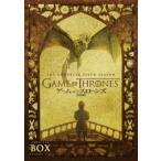 ゲーム・オブ・スローンズ 第五章:竜との舞踏 DVD コンプリート・ボックス