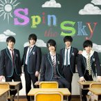 MAG!C☆PRINCE/Spin the Sky(通常盤)