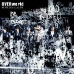 UVERworld/WE ARE GO/ALL ALONE(通常盤)