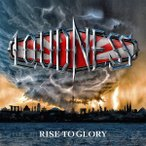 LOUDNESS/RISE TO GLORY−8118−【初回限定盤CD+ボーナスDVD/伊藤政則氏による日本語解説書封入/歌詞対訳付き】