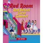 """Red Velvet/Red Velvet 1st Concert """"Red Room"""" in JAPAN(Blu−ray Disc)"""