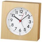 SEIKO KR501A(天然色木地塗装) 目覚まし時計