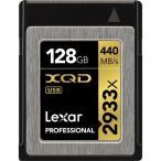 レキサー・メディア LXQD128CRBJP2933 XQDメモリーカード 128GB