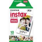 富士フイルム instax mini KR1 チェキ用フィルム 1パック 10枚入×1