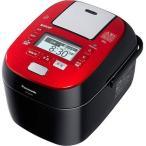 パナソニック SR-SPX106-RK(ルージュブラック) Wおどり炊き スチーム&可変圧力IHジャー炊飯器 5.5合