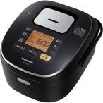 ショッピングIH パナソニック SR-HB106-K(ブラック) IH炊飯器 5.5合