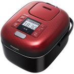 パナソニック SR-JX057-K(豊穣ブラック) 可変圧力おどり炊き 可変圧力IHジャー炊飯器 3合