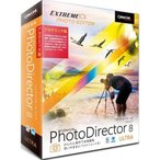 CyberLink PhotoDirector 8 Ultra アカデミック版 Win&Mac