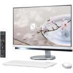 NEC PC-DA770GAW(ファインホワイト) LAVIE Desk All-in-one 23.8型液晶 TVチューナー搭載
