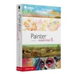 COREL Painter Essentials 5 アカデミック版