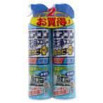 アース製薬 エアコン洗浄スプレー 防カビ 無香性 2本パック 840ml