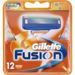 P&G ジレット フュージョン 5+1 専用替刃 12個入