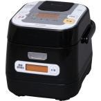ショッピングIH アイリスオーヤマ RC-IA30-B(ブラック) 銘柄量り炊き IHジャー炊飯器 3合