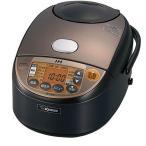 ショッピングIH 象印 NP-VQ10-TA(ブラウン) 極め炊き IH炊飯器 5.5合