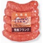 豚肉を荒挽きにして数種類のトンデンファームオリジナルスパイスを利かせた豚腸詰めです。 直火式製法で燻煙・乾燥させ肉本来の...