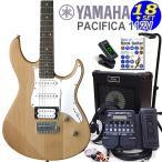 エレキギター 初心者 セット ZOOM G1XFour付 YAMAHA ヤマハ PACIFICA パシフィカ 112V/YNS 18点セット