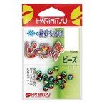 ハリミツ US-6K ピーコックビーズ 3.5mm(30入) 【ビーズ】