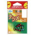 ハリミツ US-9K ナツメビーズ ピーコック S(20入) 【ビーズ】