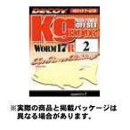 еле─еде┴ еяб╝ер17R енеэе╒е├епR (Worm17R Kg Hook R) #5/0 4╦▄╞■ Blood Red б┌е╧еъбже╒е├епб█